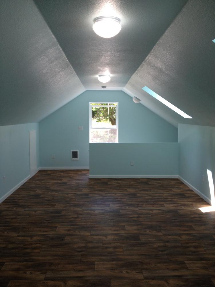 Pole Barn To Garage Conversion Steven W Johnson