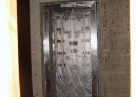 Bank Vault Door Wine Cellar