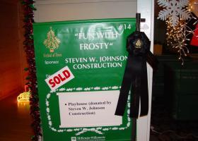 Director's Choice Award Festival of Trees