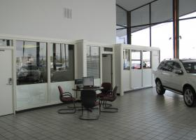 Closed Sheppard Motors Office Space