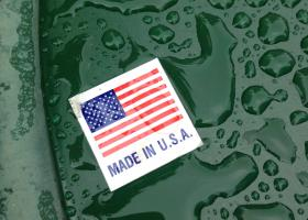 Made in the USA whenever we can!!