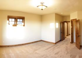 Two master suites and two guest bedrooms