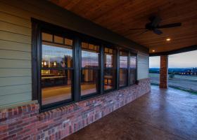 +2,000' of stamped concrete wrap-around porches