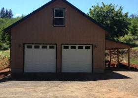 Residential Garage Outbuilding Development Lane County